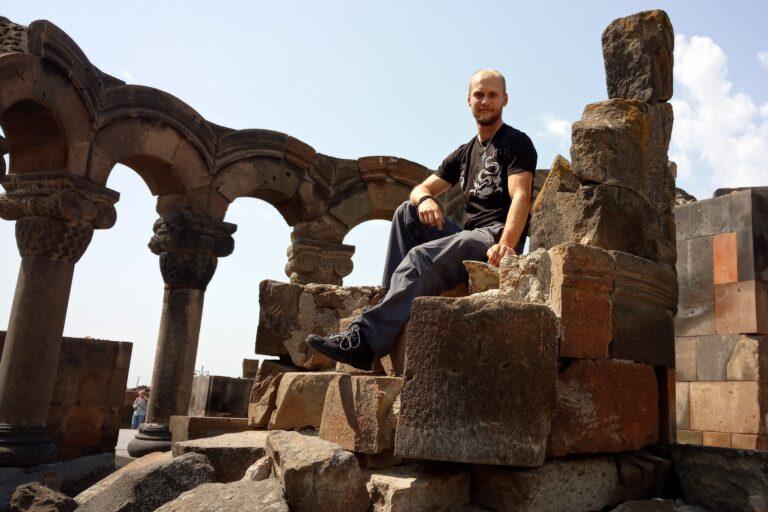 Nejvíce mne vždy inspirovaly starobylá místa