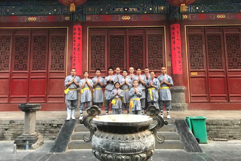 Splnění povinnosti každého bojovníka - Shaolin